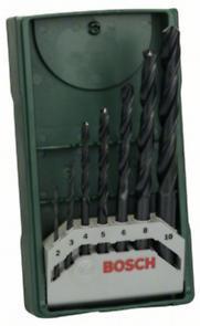 BOSCH 7-dijelni Mini X-Line set svrdla za metal