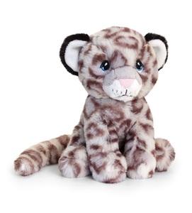 Keeleco pliš leopard 18 cm