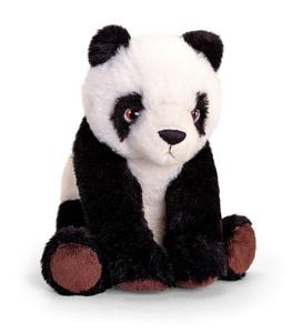 Keeleco pliš panda 18 cm