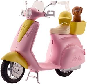 Barbie skuter