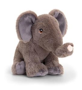 Keeleco pliš slon 18 cm