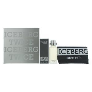 Iceberg Twice EDT Gift Set: EDT 125 ml - Draw String Bag