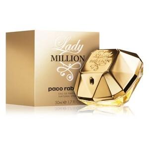 Paco Rabanne Lady Million Eau de Parfum 50 ml, ženski parfem