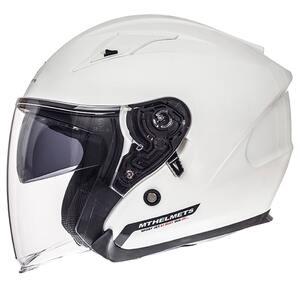 Kaciga MT Avenue SV bijela XL