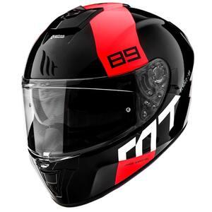 Kaciga MT Blade 2 SV 89  crno/crvena L