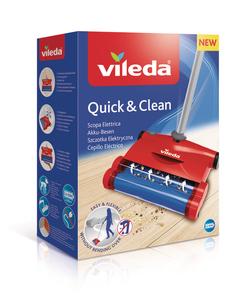 Vileda Električna metla Plus quick and clean