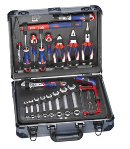 KWB set alata u aluminijskom kovčegu 129-dijelni