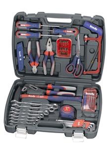 KWB set alata u plastičnom kovčegu 65-dijelni