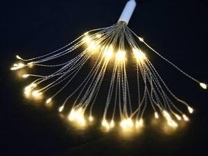 LED lampice iskra 100L/40cm struja