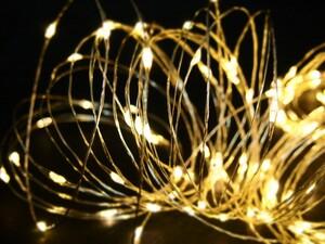 LED lampice niz 300L/30m