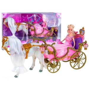 Lutka s kočijom - Roza