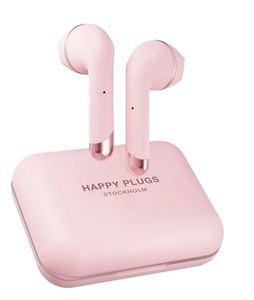 Happy Plugs, Air1 Plus, Earbud bežične slušalice, rozo zlatne