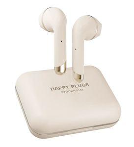 Happy Plugs, Air1 Plus, Earbud bežične slušalice, zlatne