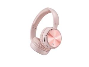 SWISSTEN slušalice Bluetooth, FM, mikrofon, HandsFree, microSD, roze TRIX