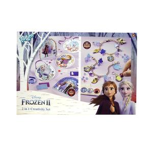 Frozen 2 - 2 u 1 kreativni set