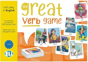 THE GREAT VERB GAME - New Edition