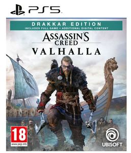 Assassin's Creed Valhalla Standard Edition PS5