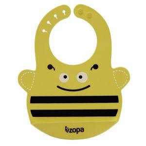 Zopa silikonski podbradak Bee