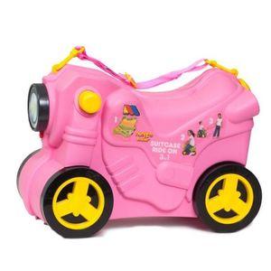 Molto kofer smiler moto pink