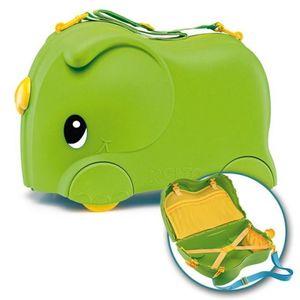 Molto kofer Smiler deluxe green