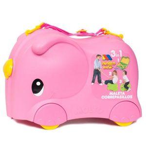 Molto kofer Smiler pink