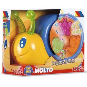 Molto glazbena igračka Magic Snail
