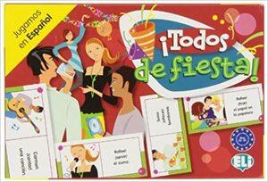 ¡TODOS DE FIESTA!