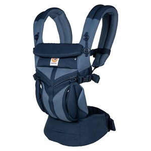 Ergobaby Omni 360 Cool Air nosiljka Tones of Blue