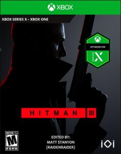 Hitman 3 XB1/XBS