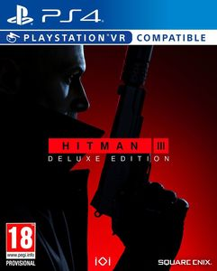 Hitman 3 PS4 Deluxe Edition