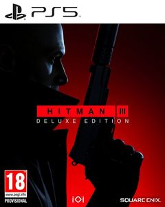 Hitman 3 PS5 Deluxe Edition