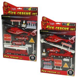 Vatrogasna služba, set vozila