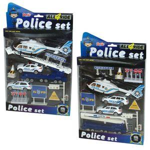 Policijska postrojba, set vozila