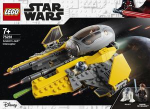 LEGO Star Wars Anakinov presretač Jedija 75281