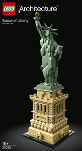 LEGO Architecture Kip slobode 21042