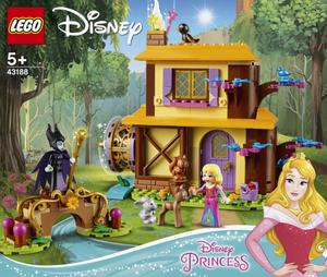 LEGO Disney Princess Aurorina šumska koliba 43188