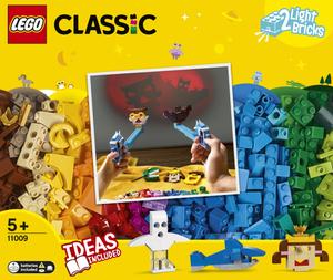 LEGO Classic Kocke i svjetla 11009
