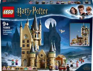LEGO Harry Potter Astronomska kula u Hogwartsu 75969