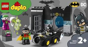 LEGO DUPLO Batmanova pećina 10919