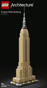 LEGO Architecture Empire State Building 21046