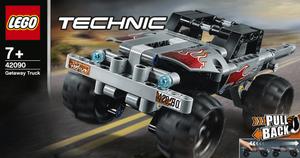LEGO Technic Terenac za bijeg 42090