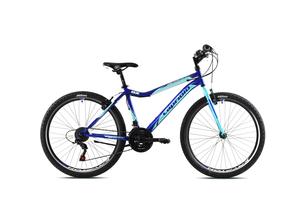 "CAPRIOLO bicikl MTB DIAVOLO DX 26""/18HT plavo/tirkizni"