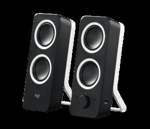 Logitech zvučnici Z200, 2.0 sustav, 5W, Crna