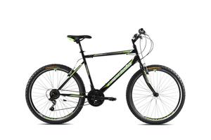 """CAPRIOLO bicikl MTB PASSION M 26""""/18HT crno/zelena"""