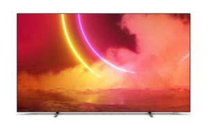 PHILIPS OLED televizor 55OLED805/12, 4K Ultra HD, Android, Smart, Ambilight, Google assistant