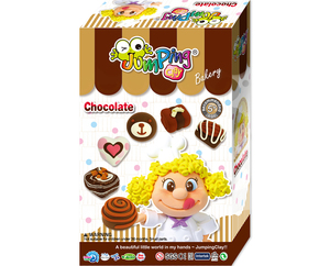 JumpingClay čokolada