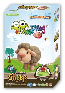 JumpingClay ovca