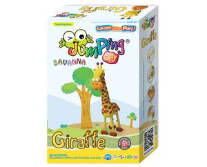 JumpingClay žirafa