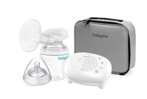 BabyOno električna izdajalica s 5 načina rada Compact