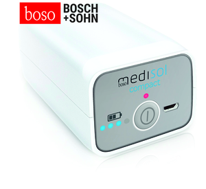 Inhalator za dubinsko inhaliranje Bosch&Sohn BOSO MEDISOL COMPACT